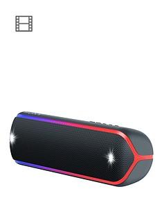 sony-sony-srs-xb32-powerful-portable-waterproof-wireless-speaker-with-extra-bass-amp-lighting
