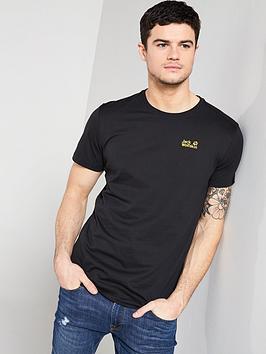 Jack Wolfskin Jack Wolfskin T-Shirt - Black Picture