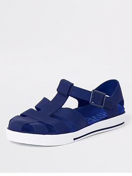 river-island-boys-jelly-sandals-navy