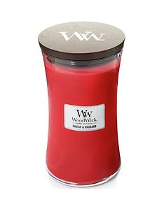woodwick-large-hourglass-candle-ndash-radish-and-rhubarb