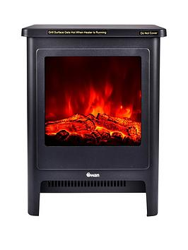 Swan Swan Electric Stove - Black Picture