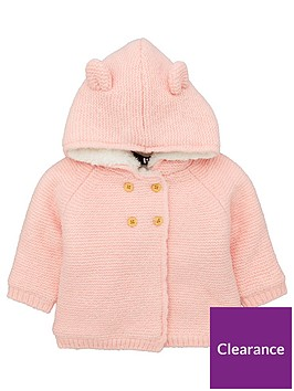 v-by-very-baby-girls-super-soft-borg-lined-knitted-cardigan-pink