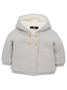 v-by-very-baby-unisex-super-soft-borg-lined-knitted-cardigan-grey