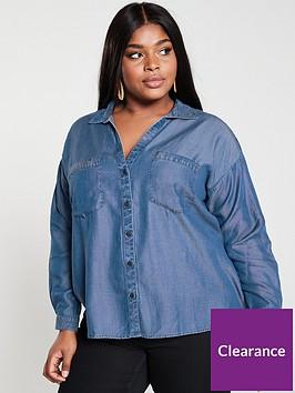 v-by-very-curve-denim-shirt-blue-wash