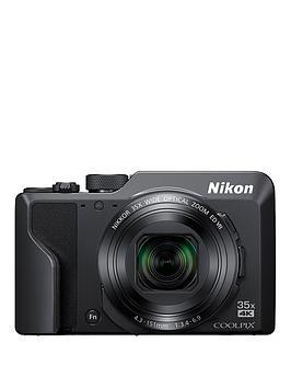 Nikon Nikon Coolpix A1000 Black Picture