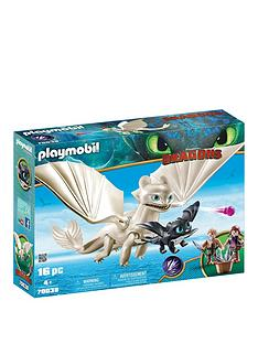 playmobil-dreamworks-dragons-light-fury-with-baby-dragon-and-children-by-playmobil