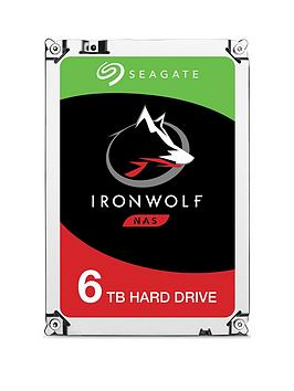 Seagate Seagate 6Tb Ironwolf Nas Hdd Picture
