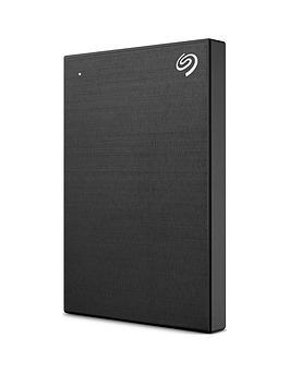 Seagate Seagate Seagate 1Tb Backup Plus Slim Portable (Black) Picture