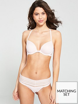 dkny-classic-cotton-wide-lace-trim-thong-blush