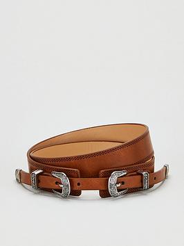 v-by-very-western-buckle-waist-belt-tan