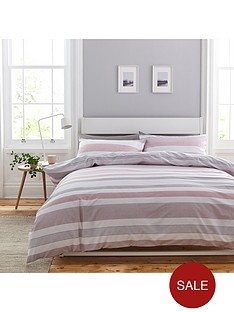 catherine-lansfield-newquay-stripe-duvet-cover-set