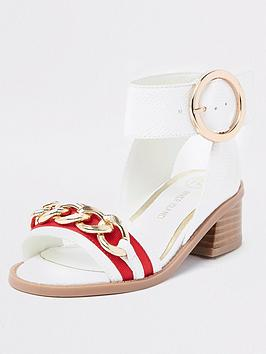 river-island-girls-chain-flared-heel-sandals-white