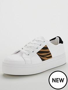 v-by-very-pippa-side-stripe-trainers-white