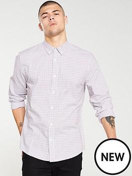 v-by-very-mini-check-shirt-whitechecked