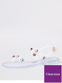 river-island-river-island-jewel-detail-jelly-flat-sandal-white