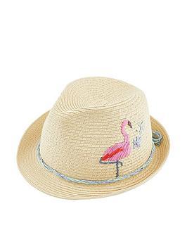 monsoon-fiona-flamingo-trilby
