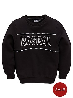 rascal-barrio-crew-neck-black