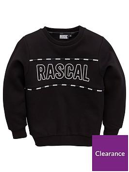 rascal-barrio-crew-neck-black
