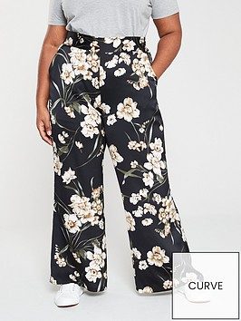 v-by-very-curve-floral-wide-leg-trouser-print