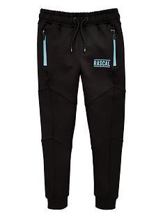 rascal-irsadoazul-track-pants-black