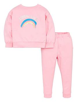 v-by-very-girls-rainbow-chaser-jog-set-pink