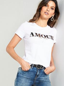 v-by-very-amour-scarf-print-t-shirt-ndash-white