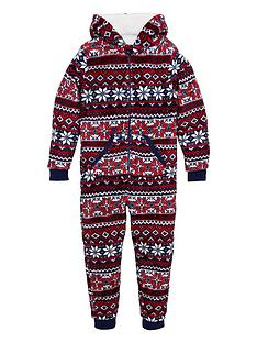 v-by-very-fairisle-all-in-one-redwhite