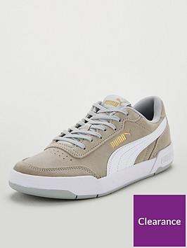 puma-caracal-sd-junior-trainers-greywhitegold