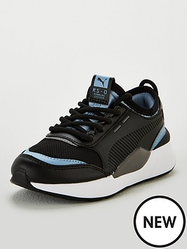 puma-rs-0-smart-childrens-trainers-blackmulti