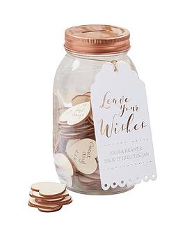 ginger-ray-wishing-jar-guest-book