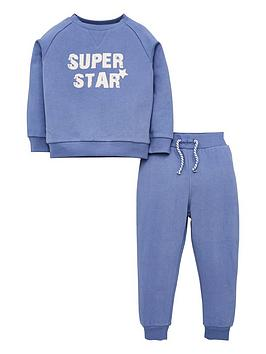 v-by-very-boys-super-star-sweat-top-amp-jogger-set-blue