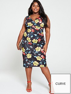 girls-on-film-curve-floral-scuba-midi-bodycon-dress-multinbspprint