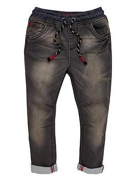 v-by-very-boys-pull-on-knit-jeans-grey