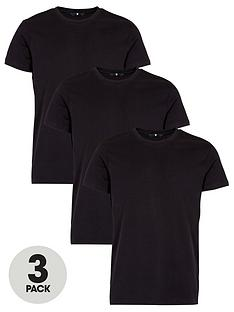 v-by-very-three-pack-crew-t-shirts-black