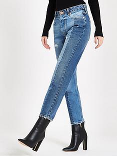 river-island-block-slim-fit-jeans--blue