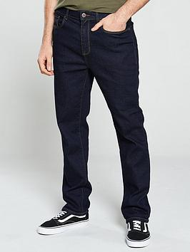 V by Very V By Very Straight Fit Jeans - Indigo Picture