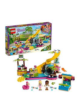 LEGO Friends Lego Friends 41374 Andrea&Rsquo;S Pool Party Toy Picture