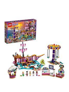 LEGO Friends Lego Friends 41375 Heartlake City Amusement Pier Set Picture