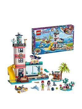LEGO Friends Lego Friends 41380 Lighthouse Rescue Center Set Picture