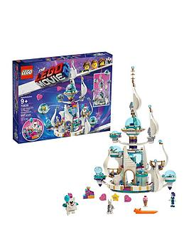 LEGO Movie Lego Movie 70838 Queen Watevra Space Palace Picture
