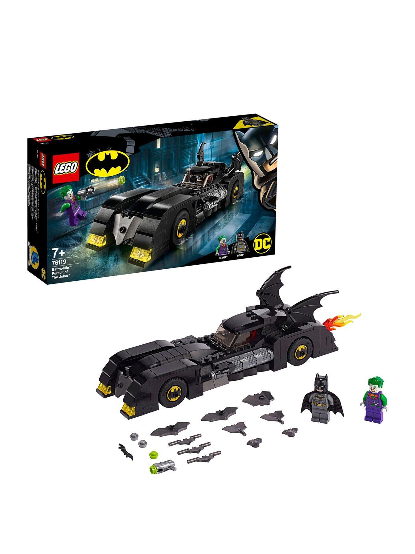 LYL BRICK Custom Joker Lego minifigure
