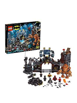 LEGO Super Heroes Lego Super Heroes 76122 Batcave Clayface Invasion Toys Picture