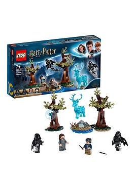 LEGO Harry Potter Lego Harry Potter 75945 Expecto Patronum Building Set Picture