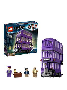 LEGO Harry Potter Lego Harry Potter 75957 Knight Bus Toy Picture