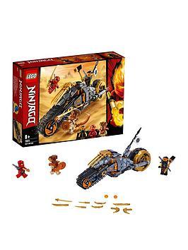 LEGO Ninjago Lego Ninjago 70672 Cole&Rsquo;S Dirt Bike Toy Picture