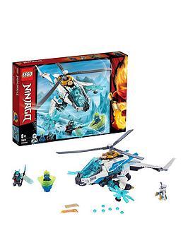 LEGO Ninjago Lego Ninjago 70673 Shuricopter Helicopter Toy Picture