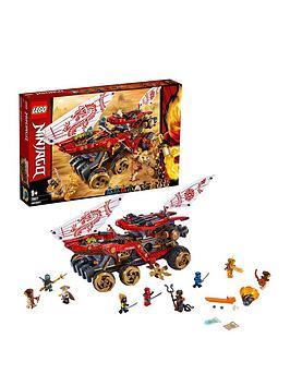 LEGO Ninjago Lego Ninjago 70677 Land Bounty Toy Truck Picture