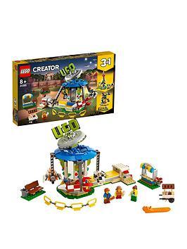LEGO Creator Lego Creator 31095 3In1 Fairground Carousel Toy Picture
