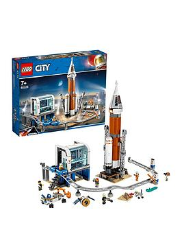 LEGO City  Lego City 60228 Deep Space Rocket And Launch Control Space Port
