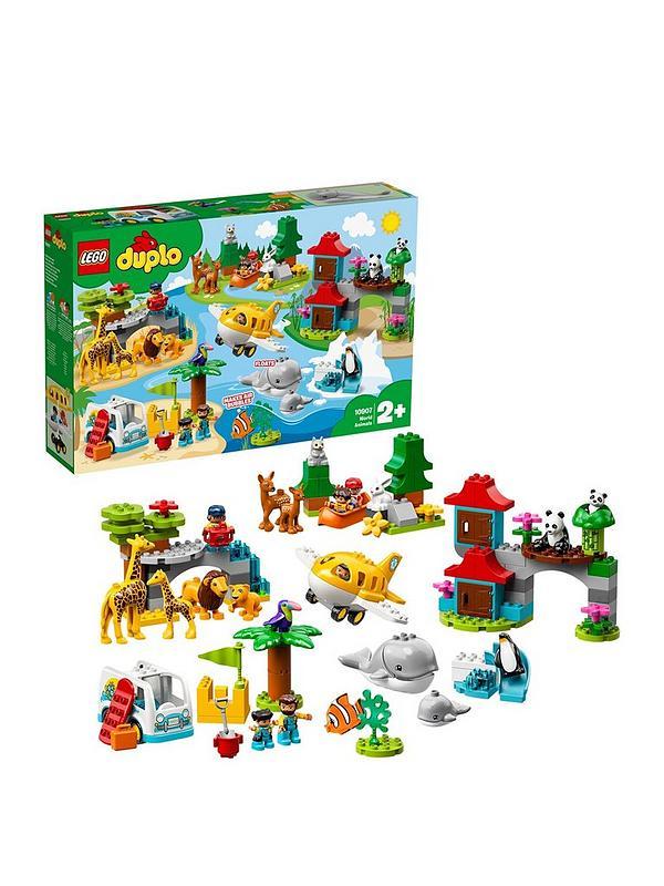 LEGO DUPLO Town Little Plane 13 Piece